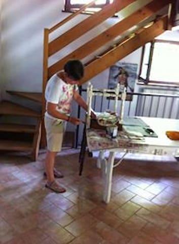 la casina di Maria - Pescantina - Loft