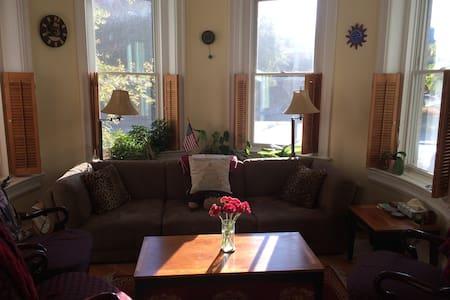 Beautiful condo in heart of DC (no cleaning fee) - Washington - Condominium