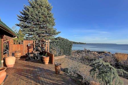 Camano Island Beach Cabin - Camano Island - Chatka