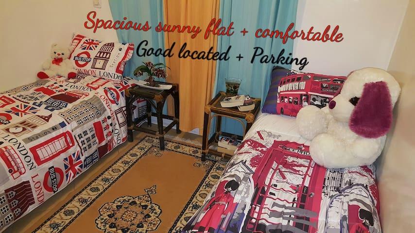 Great Apartment For Holidays - Agadir - Apartamento