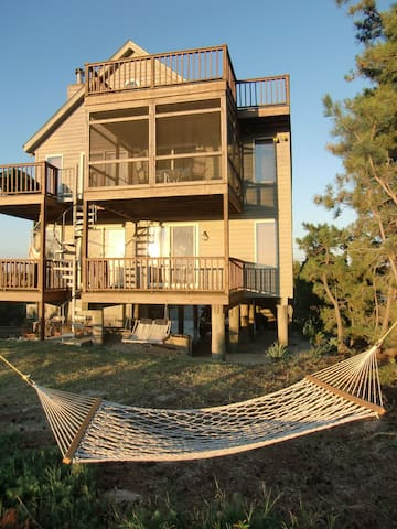 Waterfront beach home-Delaware Bay - Milford