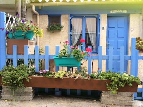 Cabanon typique Marseillais