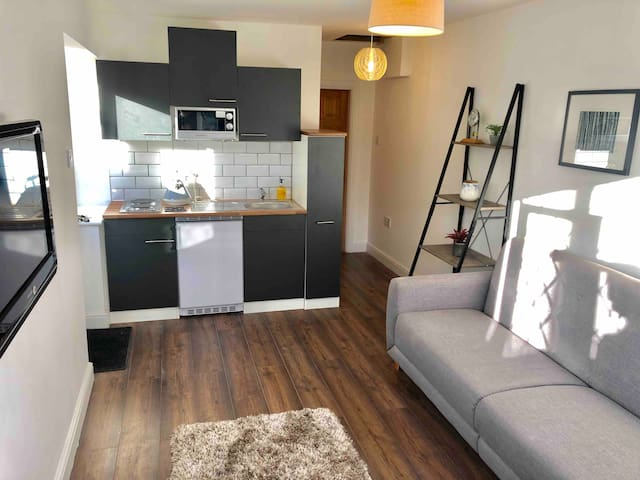 Lovely cosy one bed apartment in Kirkstall