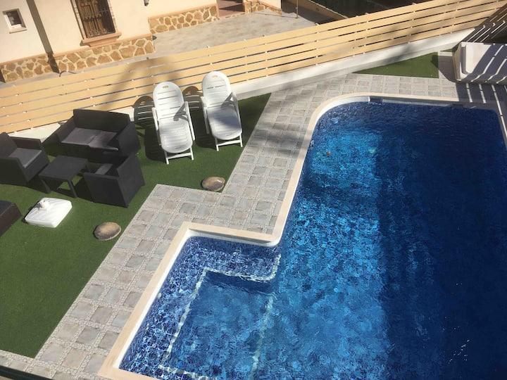 Modern Villa Chullo With Private pool
