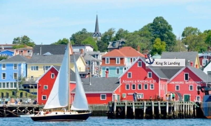King's Street Landing - Prime Lunenburg Location