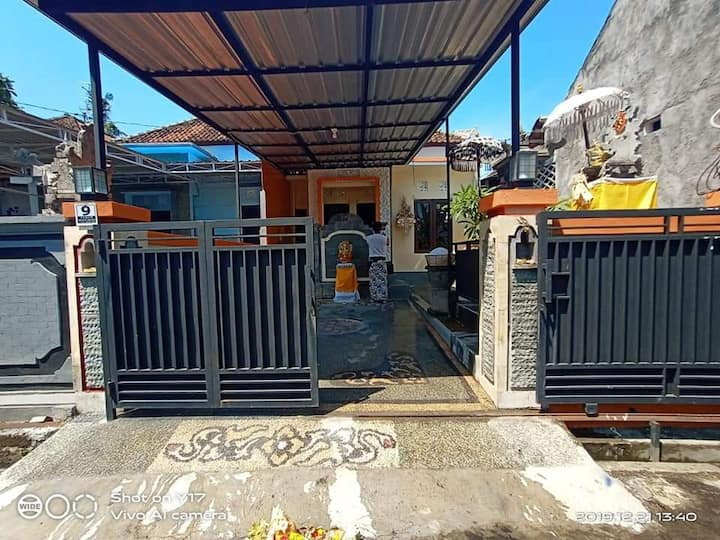 Sewa Rumah Style Bali