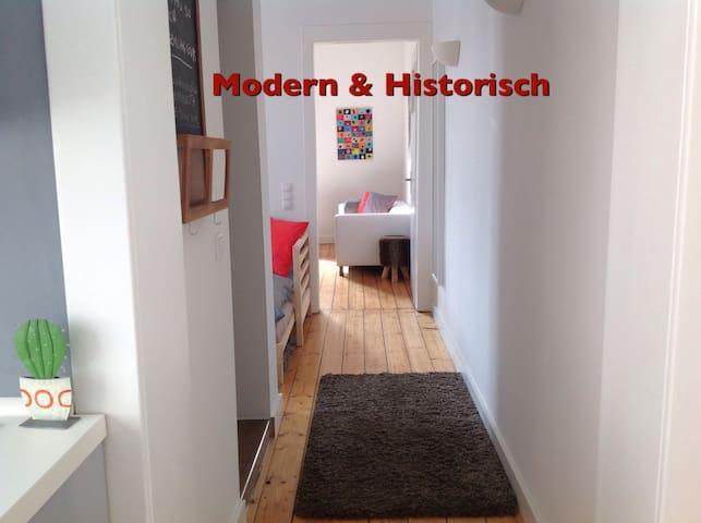 Modern & Historisch 2