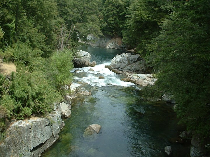 Cabañas Corral del Agua