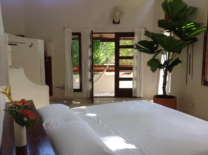 Casa Flor de Mar Hôtel, Zipolite, Mexique