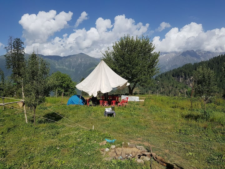 Camp Deodhar 4 : The Backpackers Den