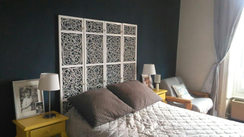Appartement haussmannien de charme - Lyon
