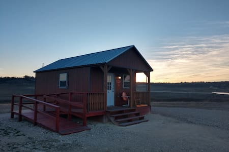 Buena Vista - HC Accessible Orange Eland Cabin