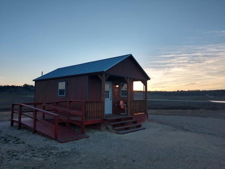 Buena Vista - HC Accessible Orange Eland Cabin