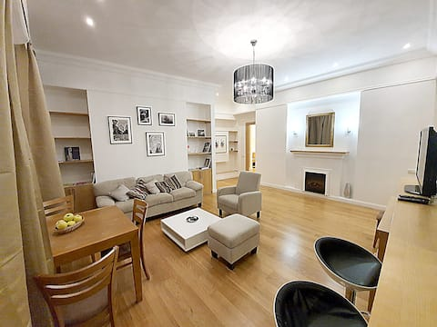 European 2-bedroom apartment, 39 Pushkinska str.