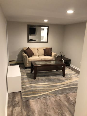 Newly renovated spacious full 1 bedroom apt