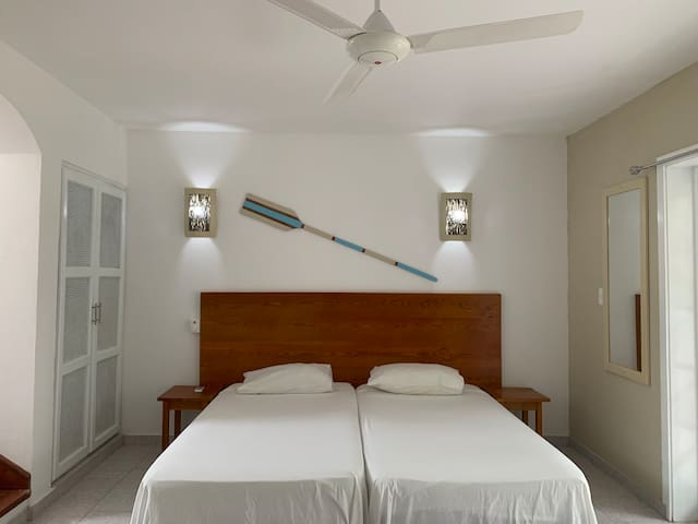 Irene's suite