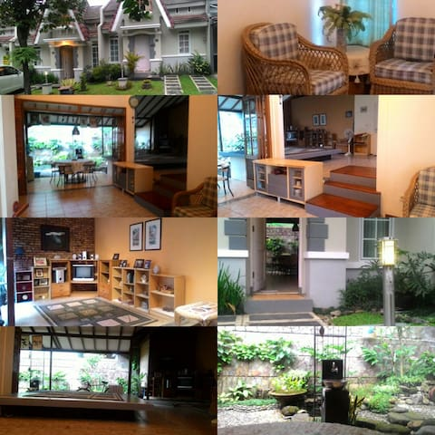 Home stay at Sentul City Bogor - Bogor - Talo