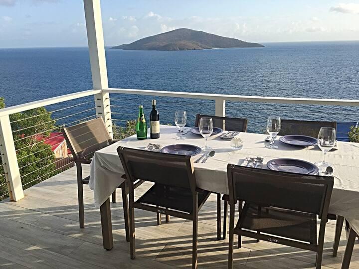 Carefree Oceanview Villa
