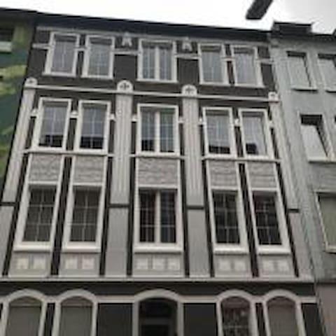 Delux-Wohnung Dortmund-Mitte
