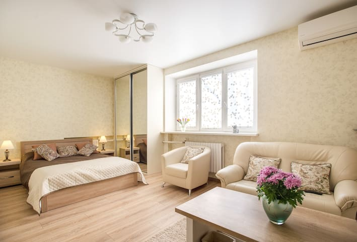Euro-Loft Apartments in The Center of Minsk