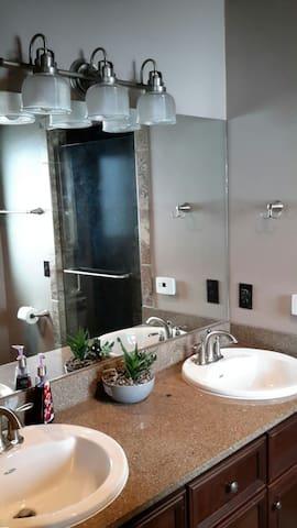 Hot spa near Telluride - Norwood - Kisház