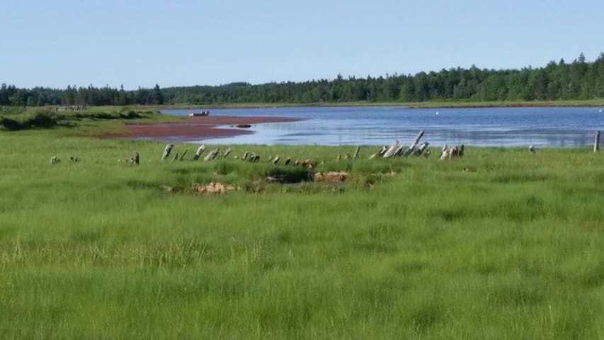 Private Water View Cottage in Western PEI