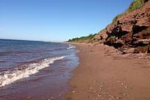 Refuge Acadien rustique des 4 Girouettes