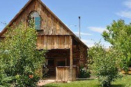 Wild West Retreat Barn