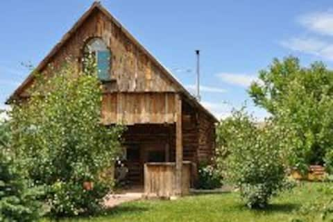Wild West Retreat Barn