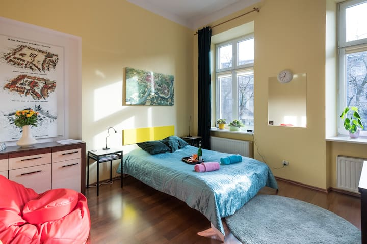Colour-Box Studio, Wawel Castle Area, WiFi
