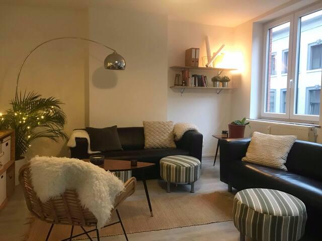 Appartement moderne au coeur de Liège