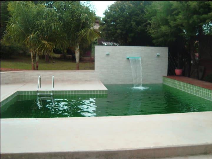 Chácara com piscina em Lagoa Santa