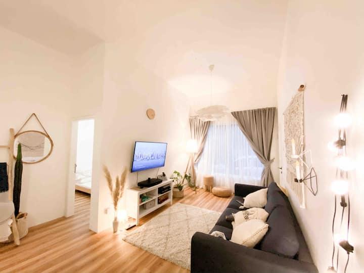 Hygge Guesthouse Jogja - Scandinavian Homestay 3BR