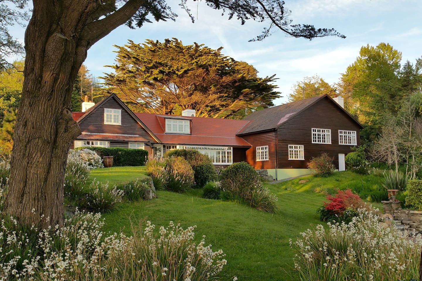 Westerly, a magical property on Bantry bay