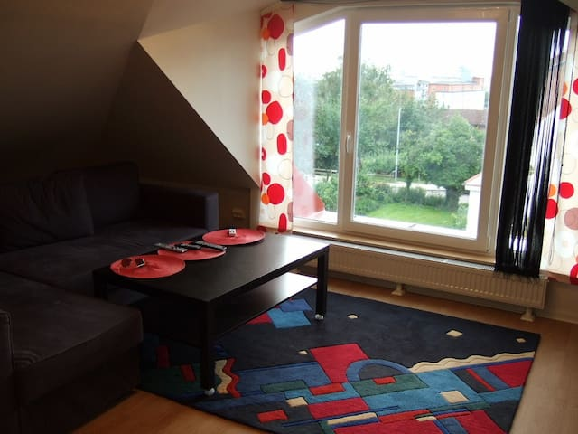 Honeymoon Seaview Apartment - Helsingborg - Loft