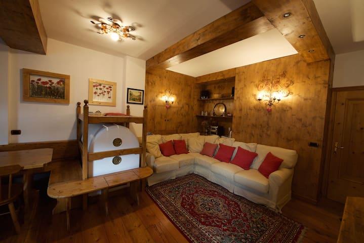 Casa in ViaRoma a due passi dal centro - Cortina d'Ampezzo - Apartment