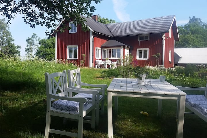 Holiday cottage near Isaberg and Ulricehamn