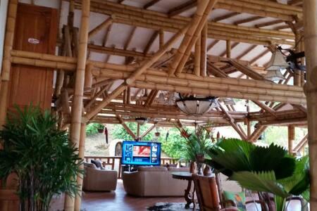 EL ATISBADERO - Santa Fe de Antioquia - Cabaña en la naturaleza