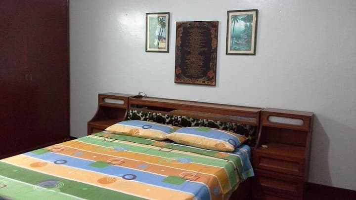1 bedroom in a local Makati house