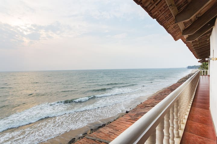 Onetree Deluxe Sea View Room - Kuzhuppilly - Villa