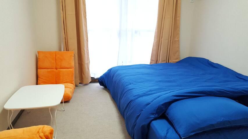 Cozy Apt. Tokyo, Near JR Kinshicho sta 11th floor! - Sumida-ku