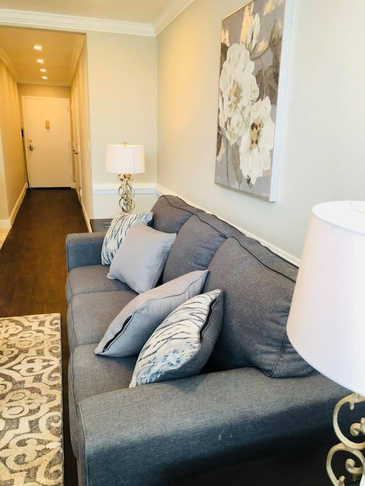 710 - 1 Bed 1 Bath Downtown Atlanta Luxury Condo