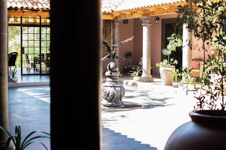 Hermosa hacienda cerca de QRO, San Miguel y Cdmx
