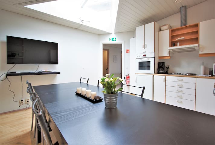 Perfectly located apartment in central Reykjavik