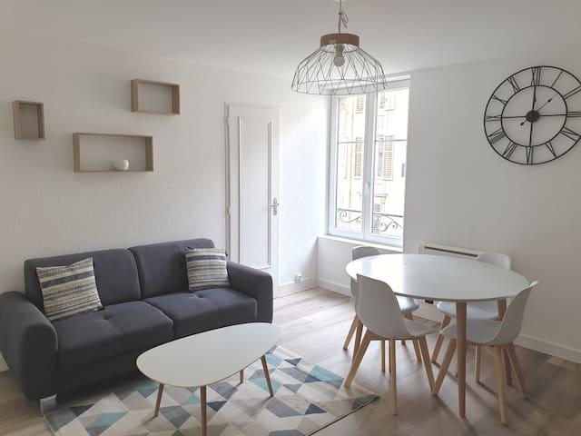Nancy parc Sainte Marie, Appartement F4