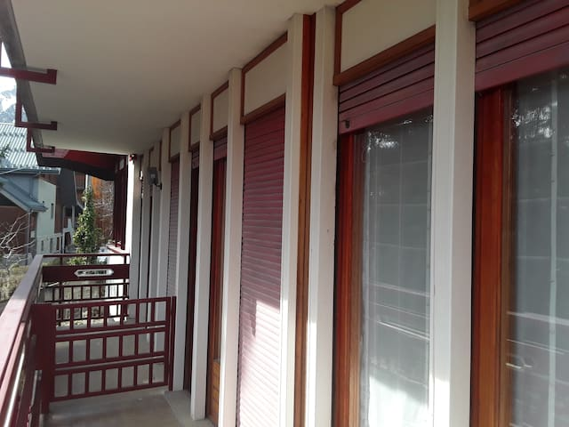 Silenziosissimo e solare appartamento - Bardonecchia - Wohnung