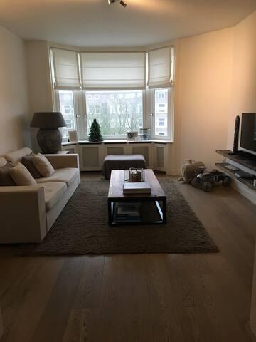 Luxurious apartment with nursery in Rivierenbuurt - Amszterdam - Lakás