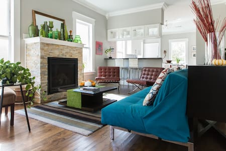 Modern comfort in historic area - Fort Worth - House - 2
