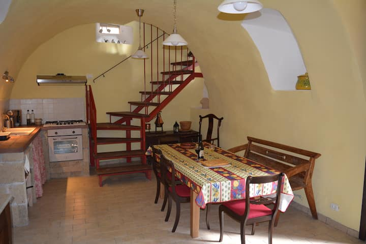 """""""Casa Rossa"""" - Country house - Apennine Mountains"""