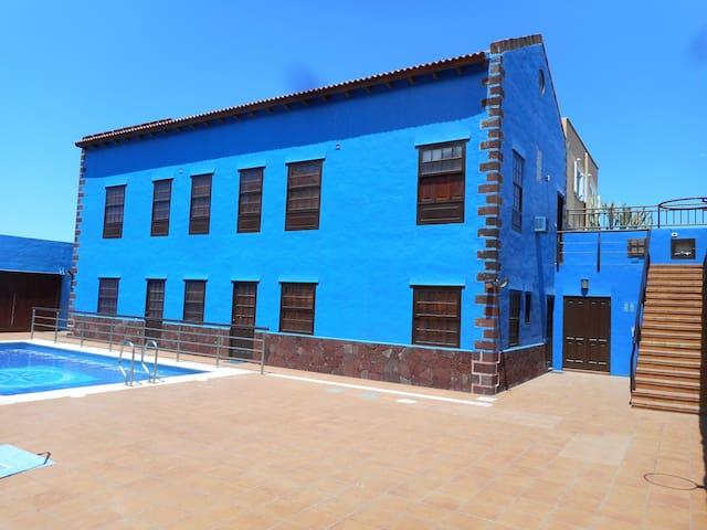 Casa Pinzón del Teide (apartamento 1)